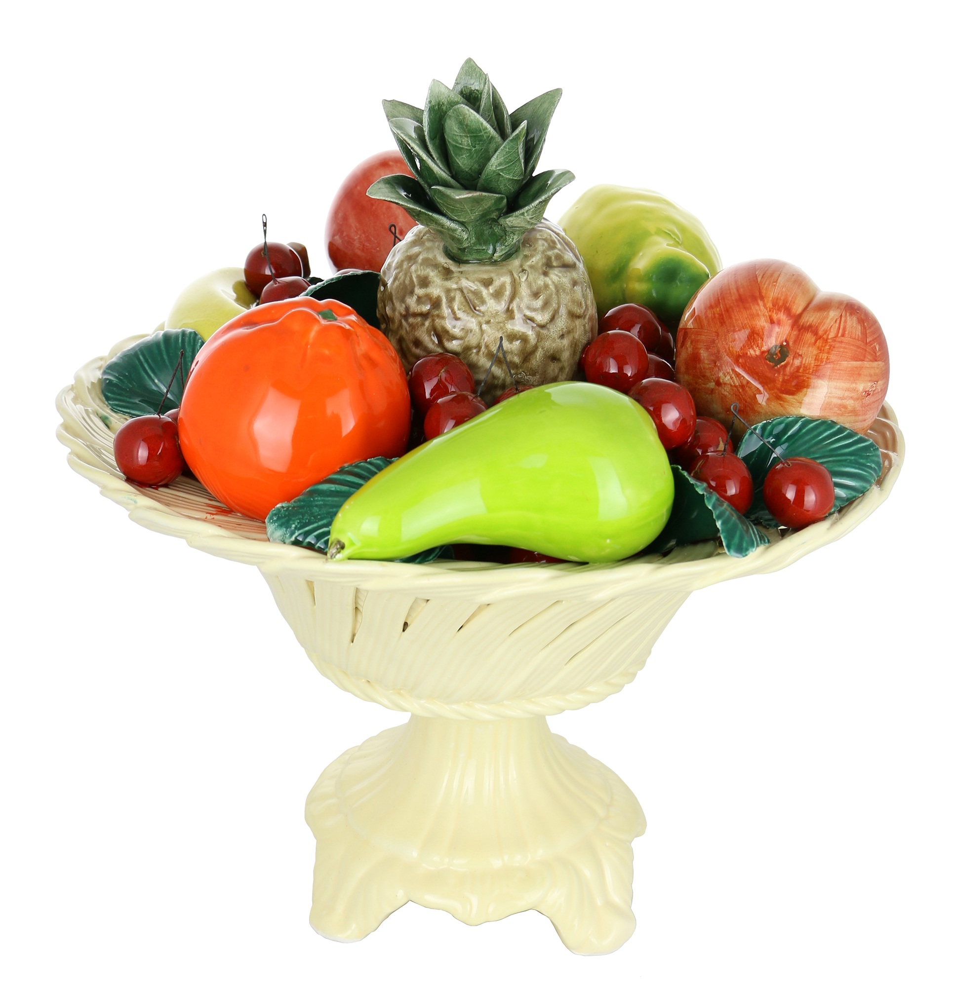 15X14 FRUIT BASKET ON BASE