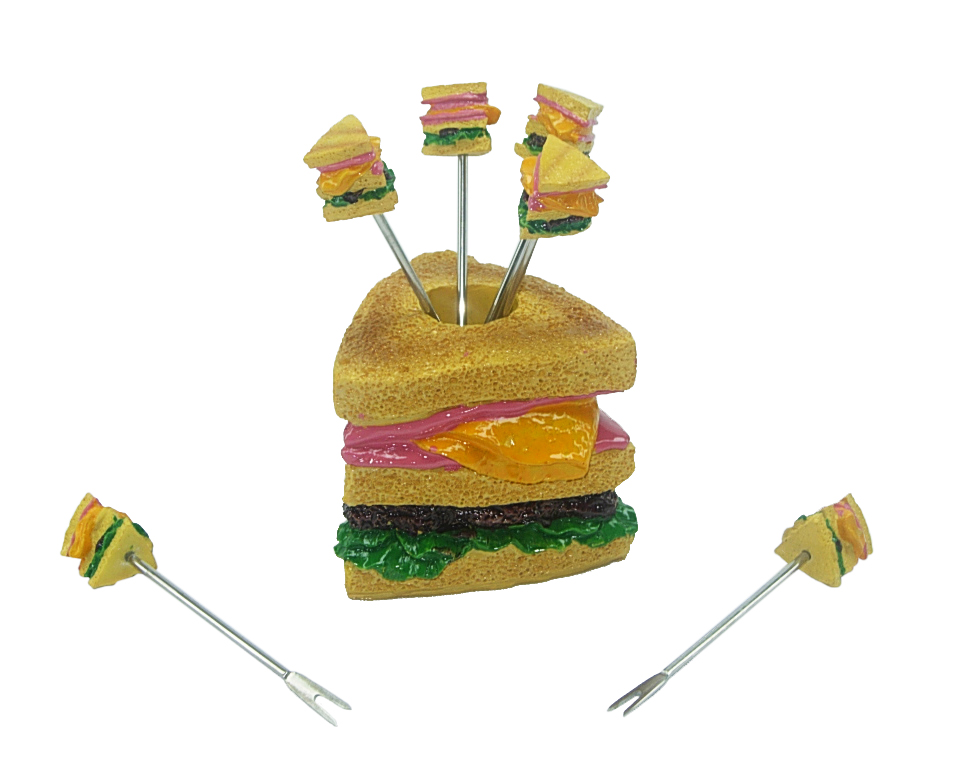 FRUIT PICKS SET, SANDWICH
