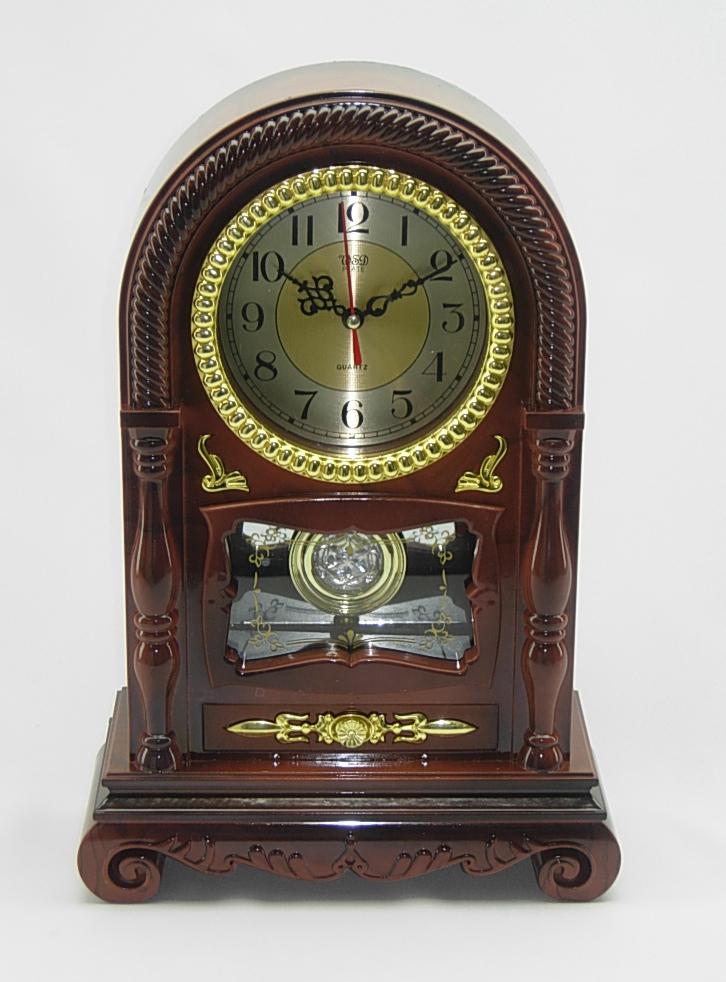 15X10 TABLE CLOCK
