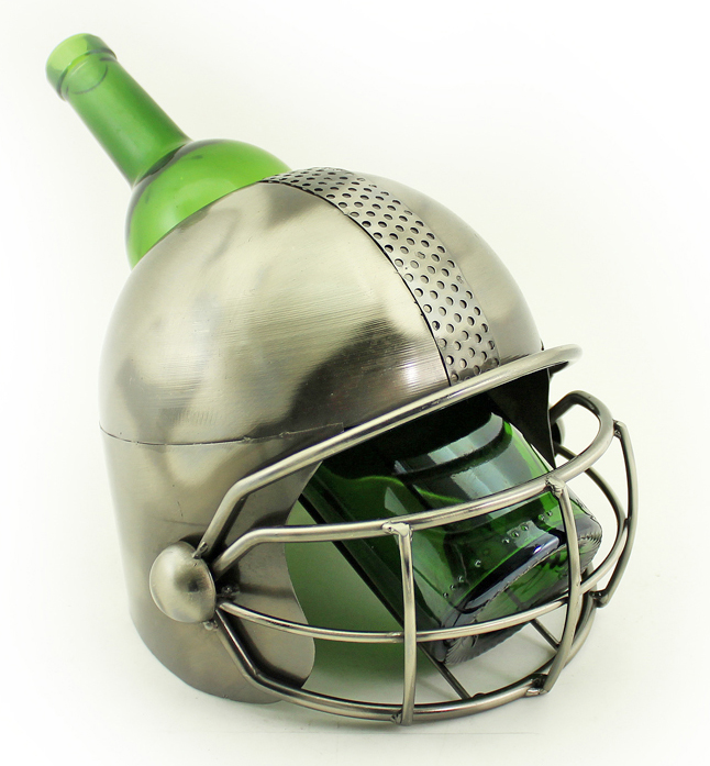 "BOTTLE HOLDER, 8"" FOOTBALL HELMET"