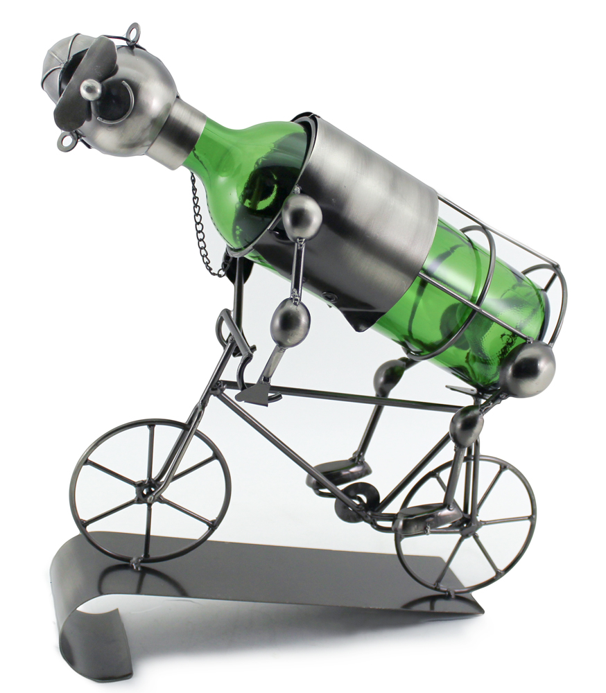 BOTTLE HOLDER, BICYCLIST