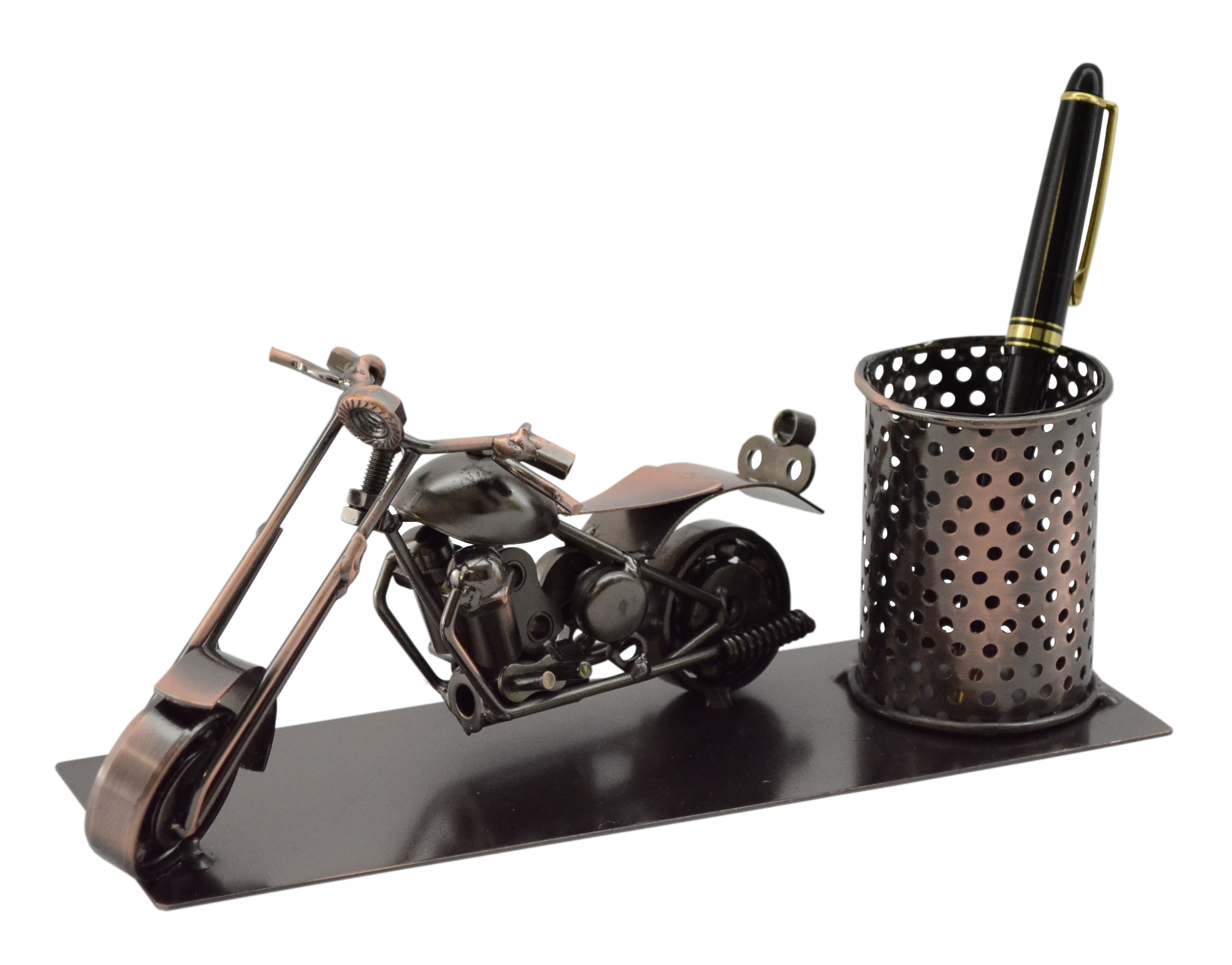 8X3 PEN HOLDER, MOTORCYCLE