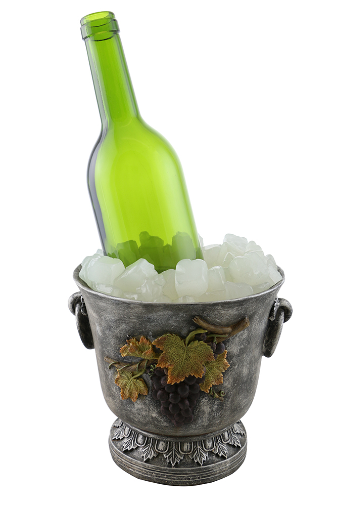 7X7 CHILLING WINE BUCKET W/ ICE