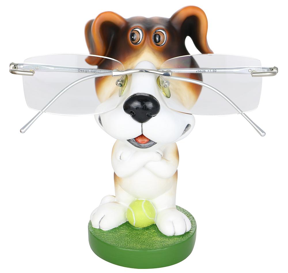 """EYEGLASS HOLDER, 5.5"""" HOUND DOG"""