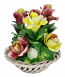 9X8 ROUND FLOWER BASKET
