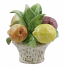 "6"" FRUIT STYLE CANDLE HOLDER"