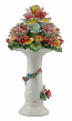 "13"" FLOWER BASKET ON COLUMN"