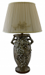 "29"" LAMP W/ GRAPE LEAVES"