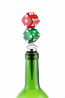 "5"" BOTTLE STOPPER, DICE"