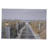24X16 LIGHT UP WALKWAY TO OCEAN