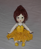 "3.5"" YELLOW GIRL"