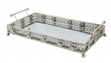 17X6 MIRRORED TRAY