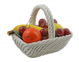 "6.5""X5"" RECTANGULAR FRUIT BASKET"