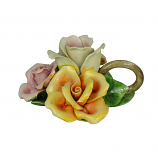 6X4 FOUR FLOWER CANDLE HOLDER