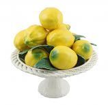 10X9 BOWL OF LEMONS
