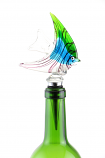 "6"" BOTTLE STOPPER, ANGELFISH"