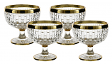 4-PC SET OF DESERT CUPS