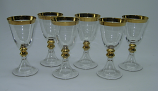 6-PC SET OF WINE GLASS