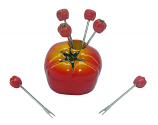FRUIT PICKS SET, TOMATO