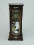 15.5X6.5 TABLE CLOCK