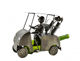 10X11X5 GOLF CART BOTTLE HOLDER