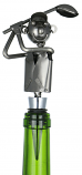 "6.5"" GOLFER WINE STOPPER"