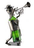 BOTTLE HOLDER, TRUMPET PLAYER