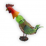 BOTTLE HOLDER, 15X17 ROOSTER