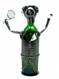 BOTTLE HOLDER,TENNIS PLAYER