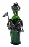 BOTTLE HOLDER, GOLFER