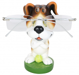 "EYEGLASS HOLDER, 5.5"" HOUND DOG"