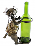 "11"" DOG BOTTLE & CORK HOLDER"