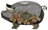 11X7 PIG CORK HOLDER
