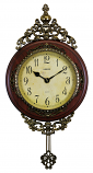 29X15 WALL CLOCK W/PENDLM